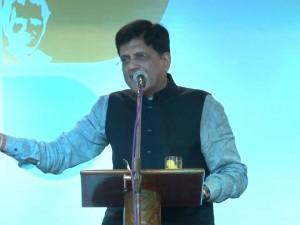 Piyush Goyal at Don Bosco