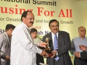 shriram properties- received 2 Assocham awards