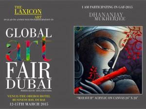 Global Art Fair Dubai 2015