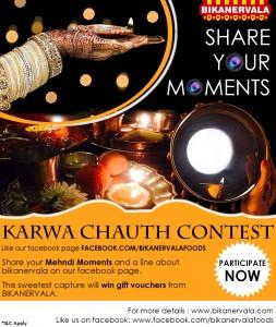 Bikanervala Karwachauth