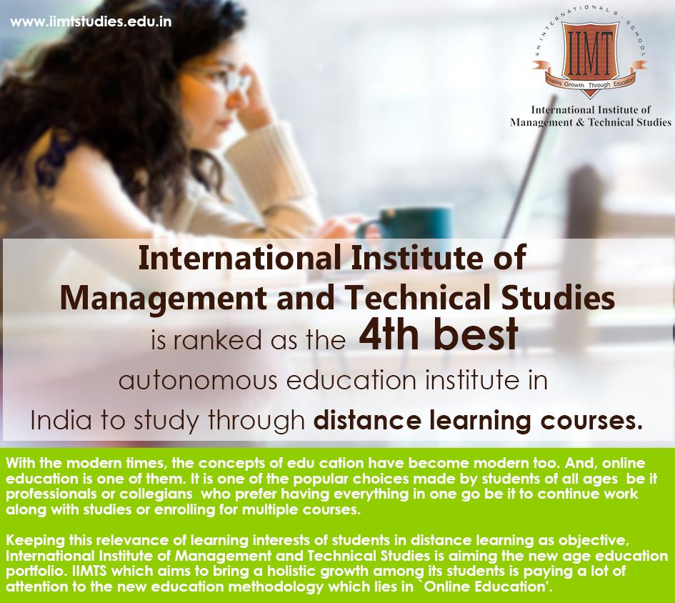 IIMT Studies
