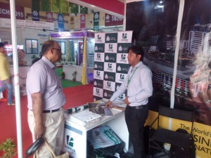 Aadhar Group, one of the leading real estate companies in Delhi-NCR, had put up a stall at the trade fair.