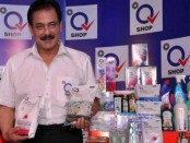 Subrata Roy at Sahara Qshop
