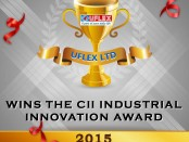 Industrial Innovation Awards by Confederation of Indian Industry have recently acclaimed Uflex in the 'Manufacturing-Large Enterprise' category.