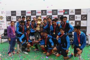 Stairs School Football League (SSFL) Delhi – Season 2 recently took place at the Thyagaraj Sports Complex in New Delhi on 11 December, 2015.