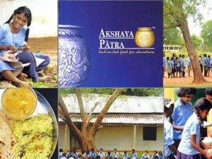 Akshaya Patra receives funding of over Rs 200 Crore from Infosys