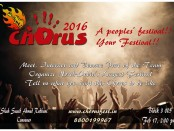 Sharda University's annual techno-cultural fest, Chorus is back with all new enthusiasm and more fun ensured than last year.