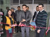 Prashant Gupta, Executive Director of Sharda University Noida, inaugurated a convenience store at the university campus on 28th January at 4 pm.