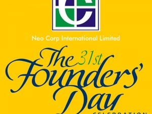 neo corp international ltd. founders day