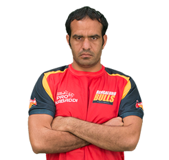 Amit Rathi Red Carded