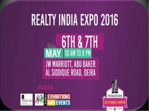 Dhoot Group on Dubai Realty Expo 2016