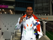 Rio Paralympics 2016, Devendra Jhajharia, Paralympics games