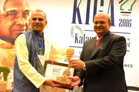 Akshaya Patra Receives Kalam Memorial Award