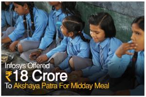 Akshaya Patra Donation