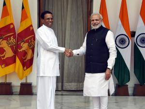 Modi Impact in Sri Lanka