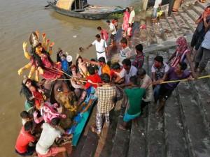 Durga Puja-Muharram controversy