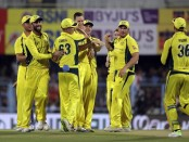 Team Australia won the second Twenty20 international