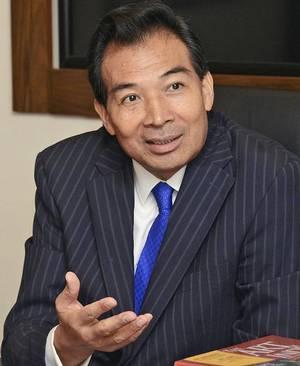 Ambassador Luo