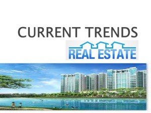 current real estate trends in India