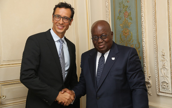 AIF-Founder-Mr-Jean-Claude-Bastos-de-Morais-meeting-with-H.E.-President-Nana-Addo-Dankwa-Akuffo-Addo-the-President-of-Ghana-to