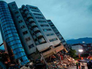 6.4-magnitude earthquake in Hualien
