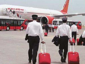 Air India Pilots