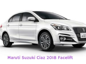 Launch of Maruti Suzuki Ciaz 2018