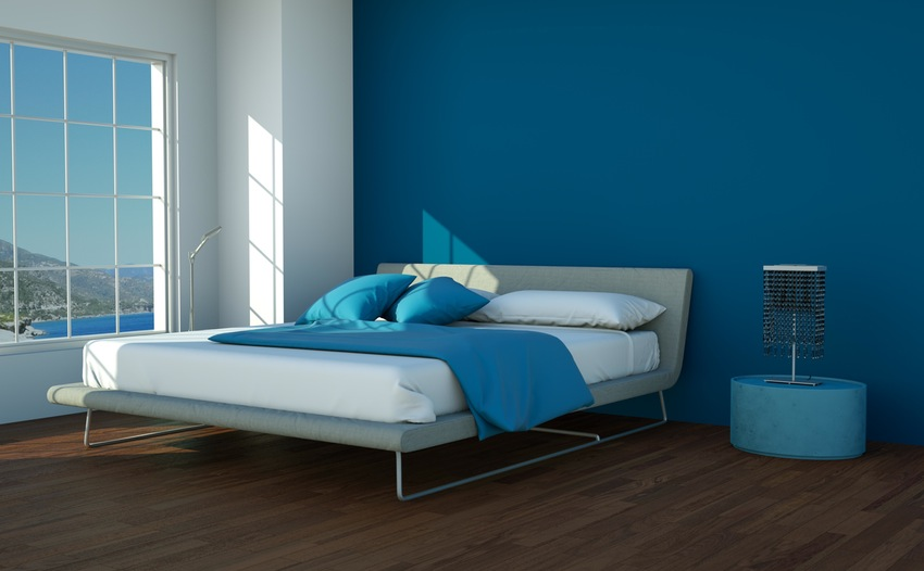 Benefits of Choosing Blue, Green and Silver for Your Bedroom ...