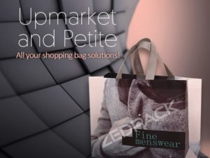 Non-woven fashionable bags
