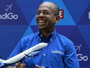 Aditya Ghosh ex ceo of indigo