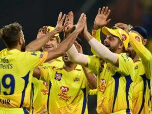 IPL 2018 CSK won