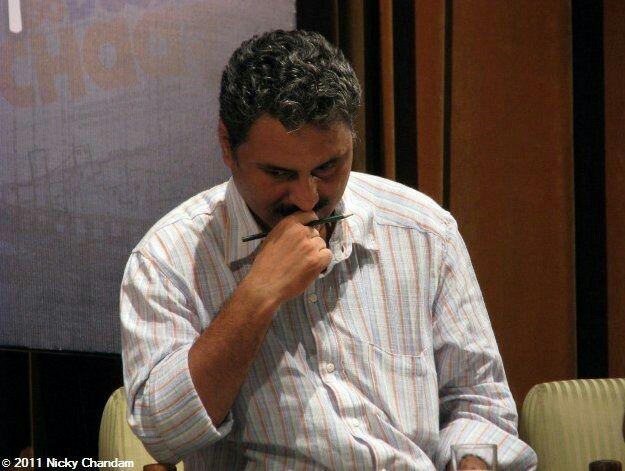Mahmood Faroqui