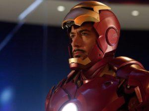 Robert Downey Jr's original Iron Man suit stolen