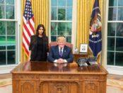 Trump meets Kim
