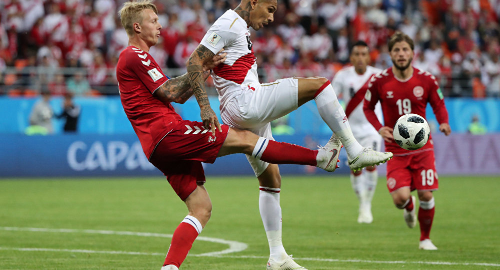 Argentina joins Peru