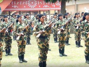500 women CRPF personnel