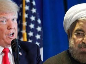 Trump threatens Iran counterpart