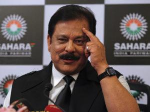 Subrata Roy Sahara