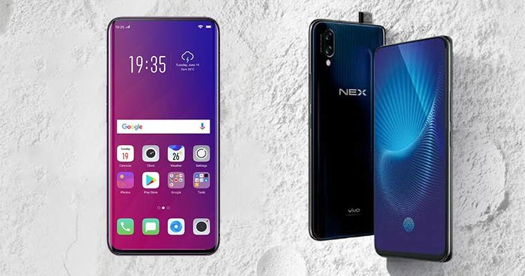 Vivo NEX features