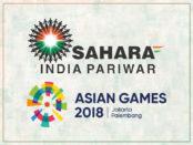 Subrata Roy 's sahara india supporting 18th asian games