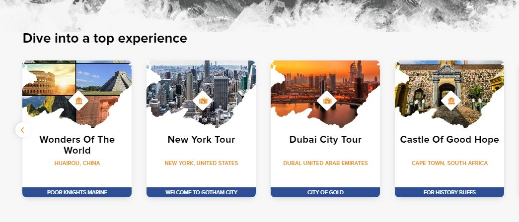 quaqua virtual travel
